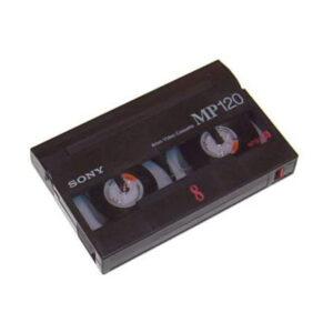 Numérisation cassette HI8, vidéo8, digital8, 8mm